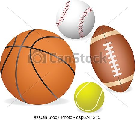 cartoon sports ball Clip Artby lineartes-cartoon sports ball Clip Artby lineartestpilot0/1; Sports ball - Four major sports ball-17