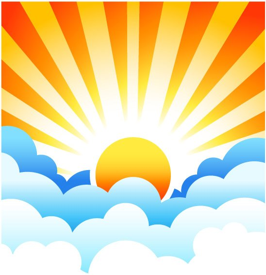 Cartoon Sun And Clouds Clipart Free Clip-Cartoon Sun And Clouds Clipart Free Clip Art Images-0