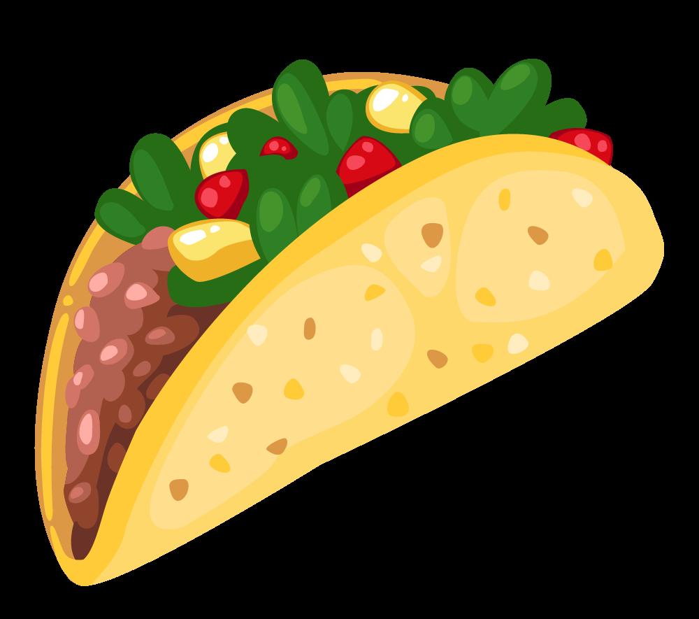 Clip Art Taco