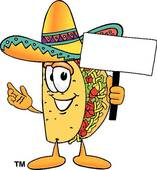 Cartoon Taco Clipart Royalty Free 141 Cartoon Taco Clip Art Vector