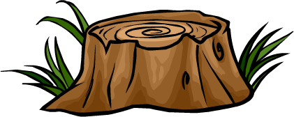 Cartoon Tree Stump Cliparts Co