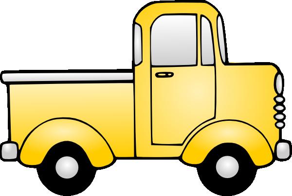 Cartoon Truck Clipart-Cartoon Truck Clipart-1