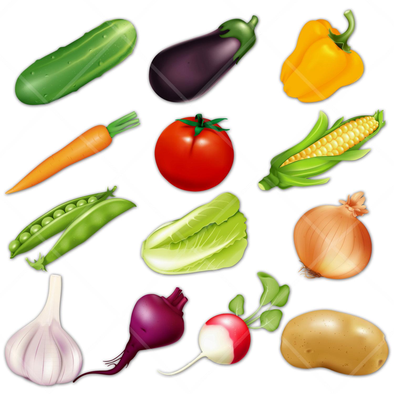 Cartoon Vegetables Cliparts Co-Cartoon Vegetables Cliparts Co-18