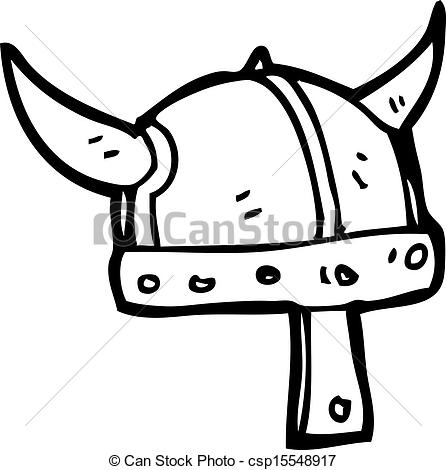 ... cartoon viking helmet cartoon viking helmet Vector Clip Artby ...