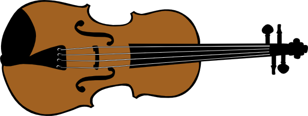 Cartoon Violin Clip Art ..-Cartoon Violin Clip Art ..-0