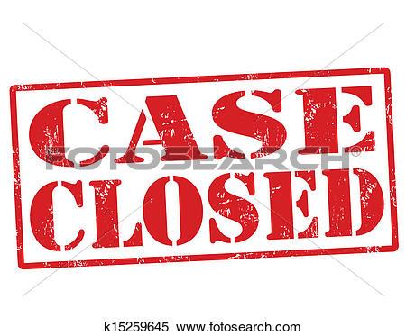 Case Closed stamp-Case Closed stamp-14