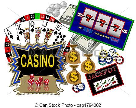 Casino Clipart-casino clipart-4