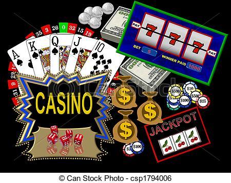 ... Casino Symbols-... Casino symbols-10
