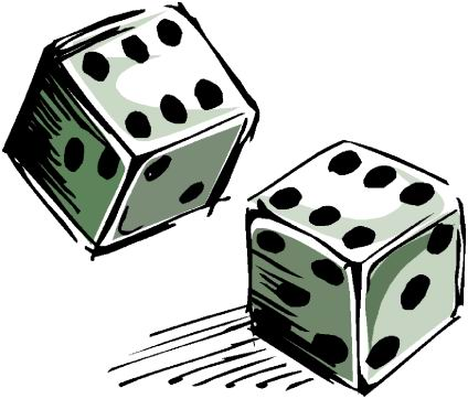 Casino Symbols Clipart #1