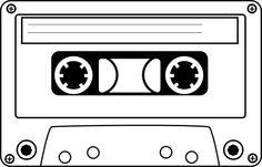 Cassette Tape Clip Art-Cassette Tape Clip Art-2