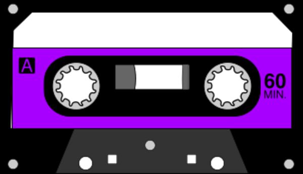 Cassette Tape Clip Art-Cassette Tape Clip Art-3