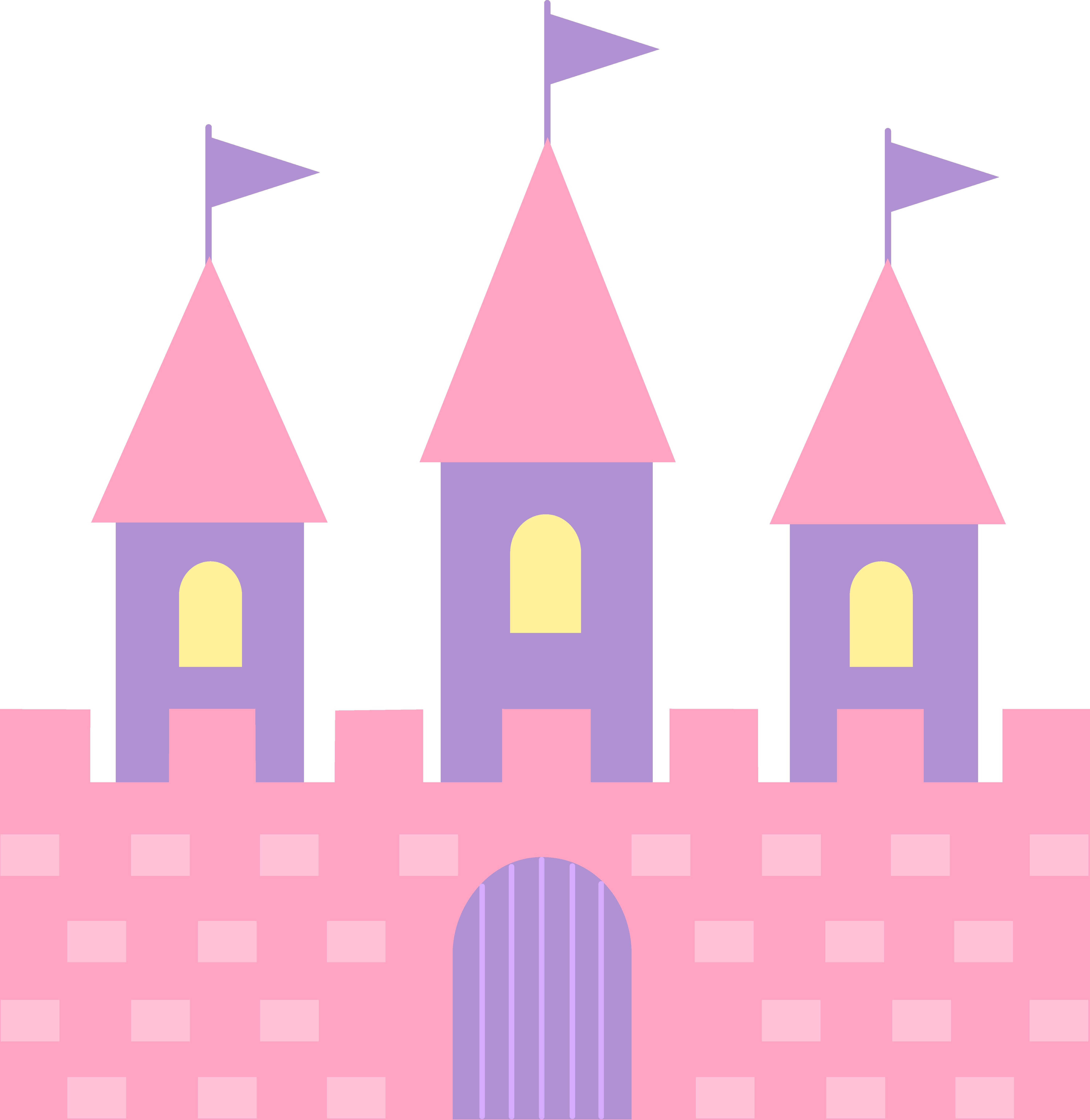 Castle Clipart #23995-Castle Clipart #23995-1