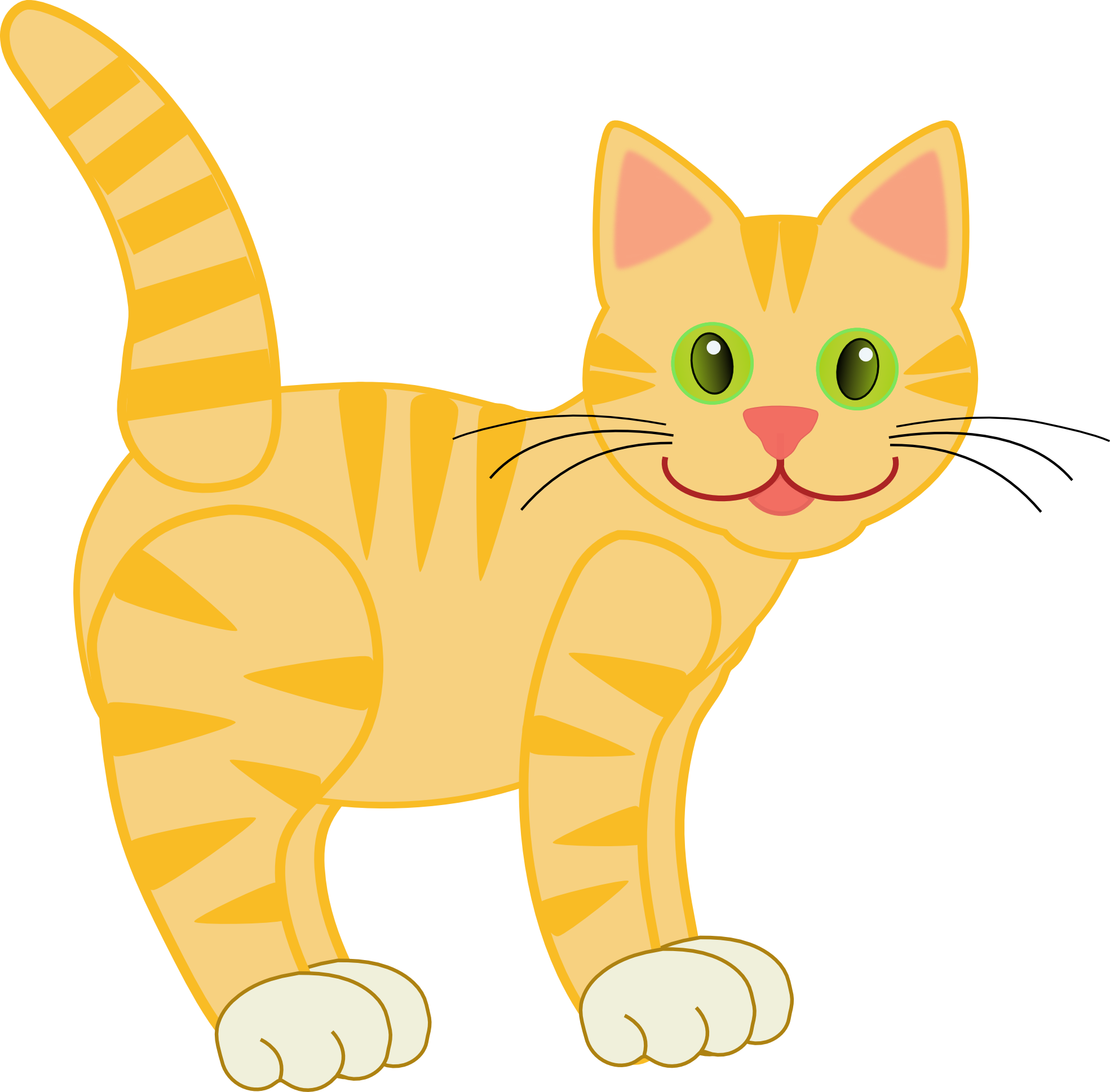 cat clipart -cat clipart -3