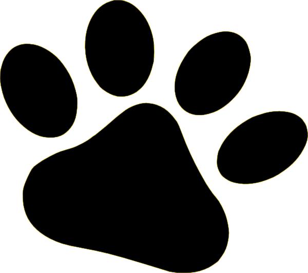 Cat Paw Clip Art-cat paw clip art-1