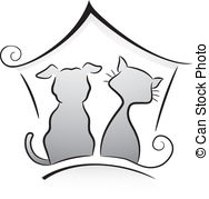 Cat and Dog Shelter .