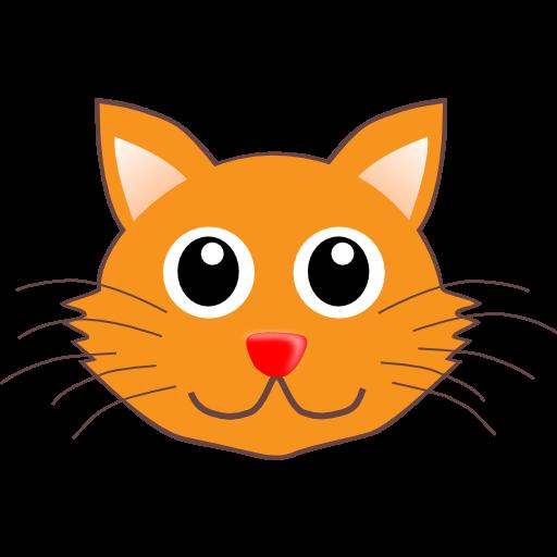 Cat Clip Art Cute Cat Face Clip Artcute Tiger Face Clip Art Clipart