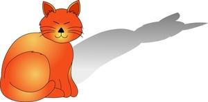 Cat Clip Art Images Cartoon Cat Stock Photos Clipart Cartoon Cat