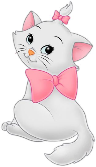 cat clip art . - Kitty Cat Clip Art