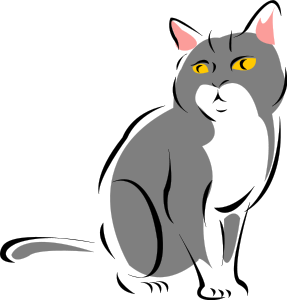 ... Cat clipart free ...