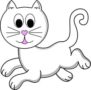 Cat clipart free clipart