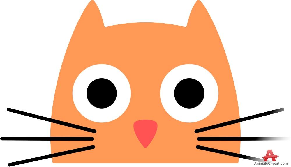 ... Cat Face Clip Art - Clipartall ...-... Cat Face Clip Art - clipartall ...-7