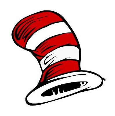 Cat In The Hat Clipart Cliparts Co