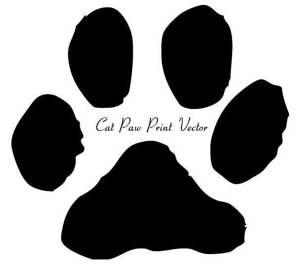 Cat Paw Print Clip Art Image 123freevect-Cat Paw Print Clip Art Image 123freevectors-5