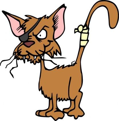 Cat Sat Clipart | Clipart .