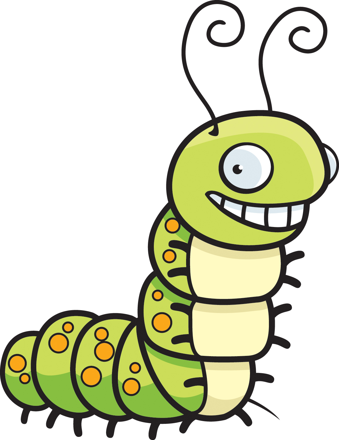 Caterpillar Clipart-Caterpillar Clipart-2