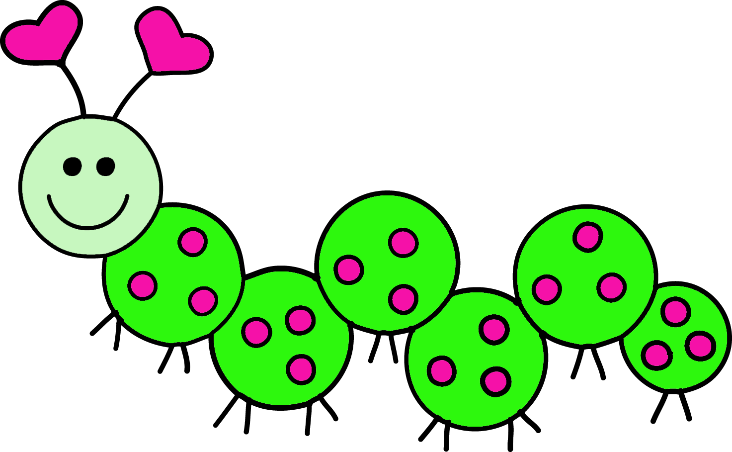 caterpillar clipart-caterpillar clipart-6