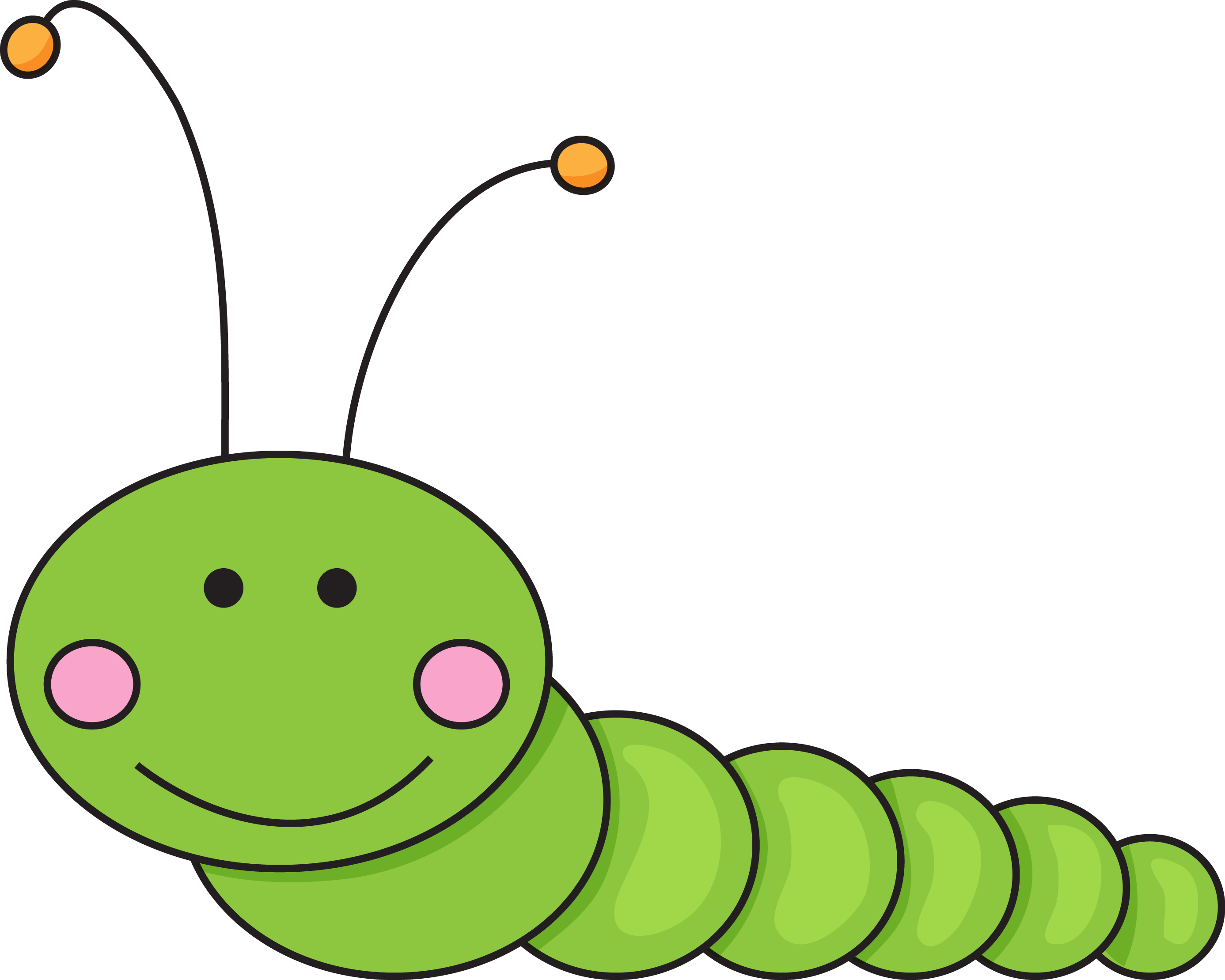 Caterpillar Clipart. Caterpillar Cartoon-Caterpillar Clipart. Caterpillar Cartoon-4