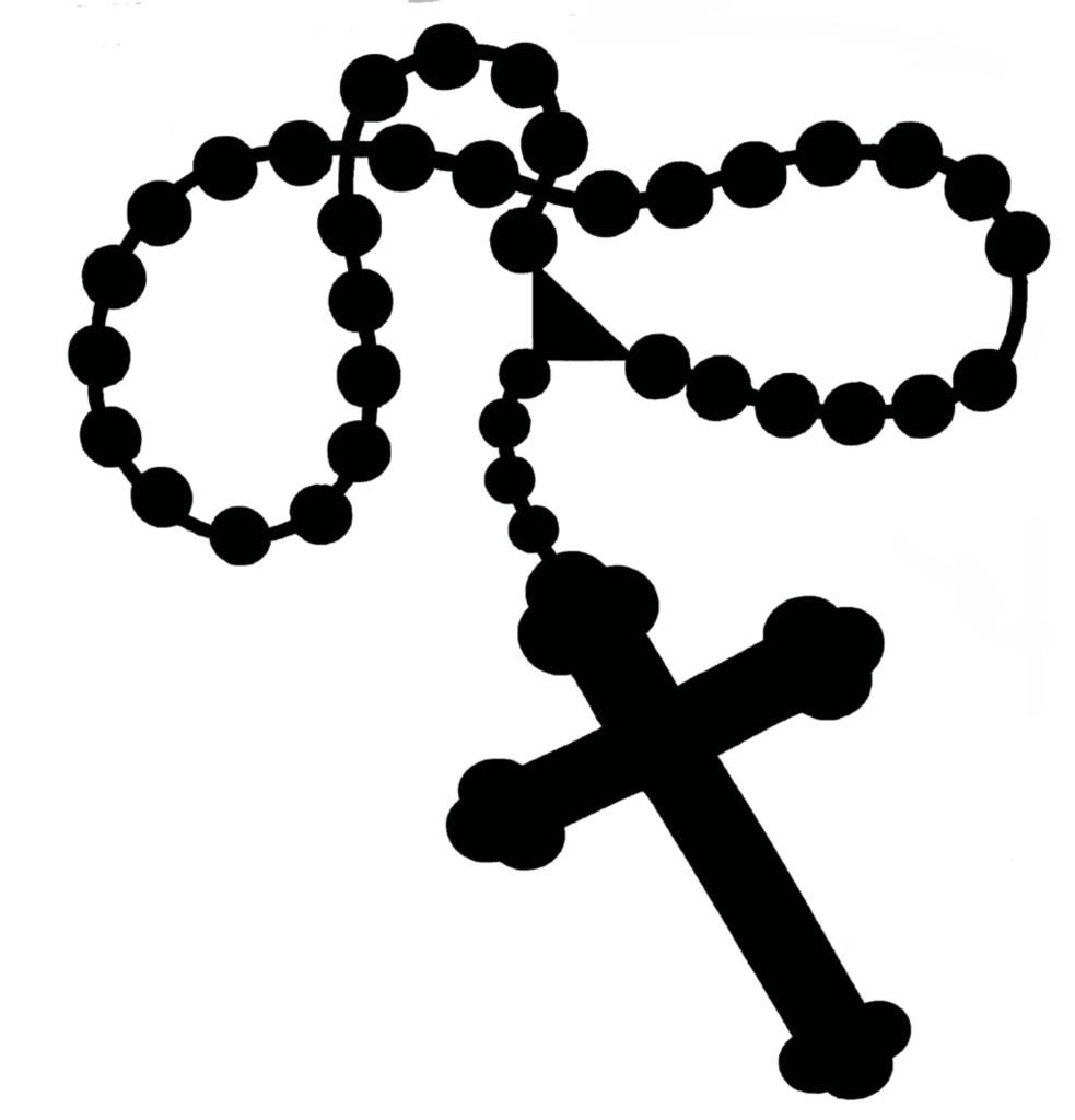 Catholic Rosary Clipart-Catholic Rosary Clipart-2