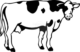 Cattle Clipart-cattle clipart-2