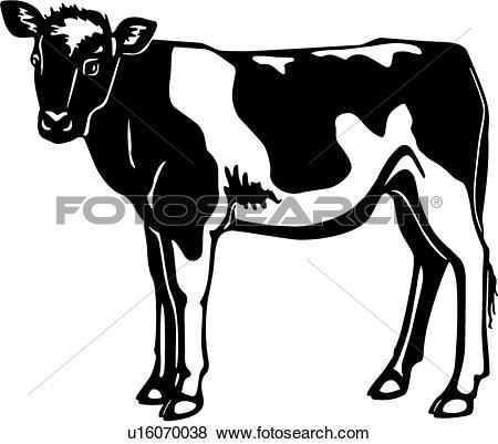 cattle, animal, breeds, cow, farm, holstein, livestock,. ValueClips Clip Art