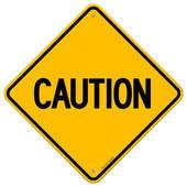 Caution Clipart-caution clipart-0