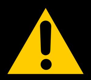 Caution Clip Art