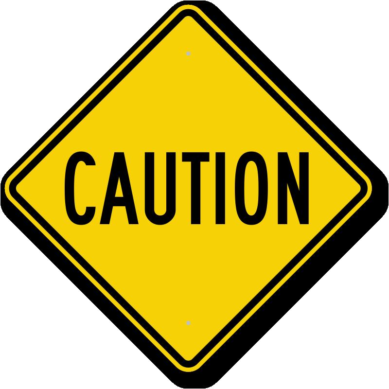 Caution sign free download cl - Caution Sign Clipart