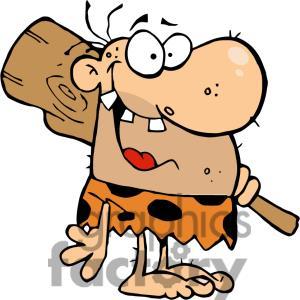 Caveman Clipart-caveman clipart-6