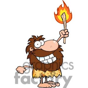 Caveman Clipart Free. Happy-little-cavem-Caveman Clipart Free. happy-little-caveman-12