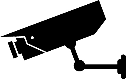 Cctv Icon - Clipart library