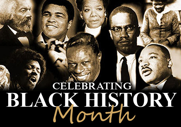 Celebrating Black History .