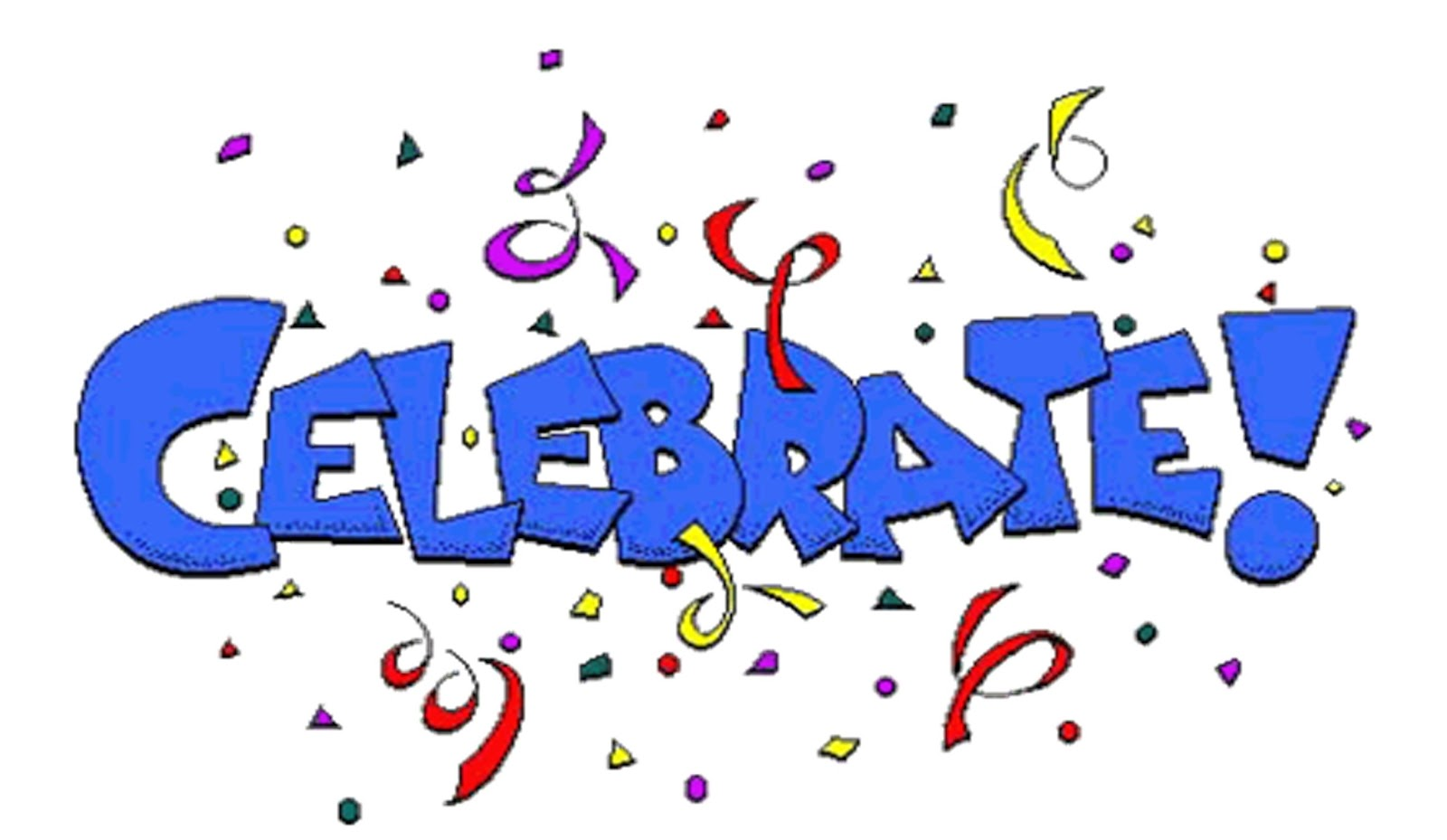 Celebrate celebration clip ar
