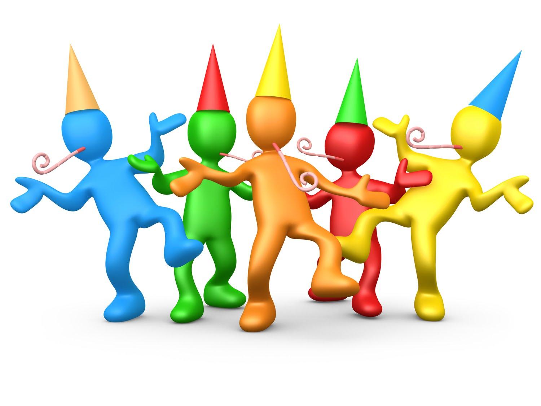 Celebration Party Time Clip Art Free Cli-Celebration party time clip art free clipart images-2