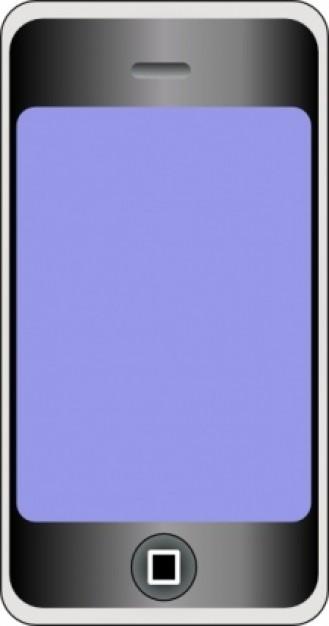 Cell Phone Clip Art-Cell Phone Clip Art-2