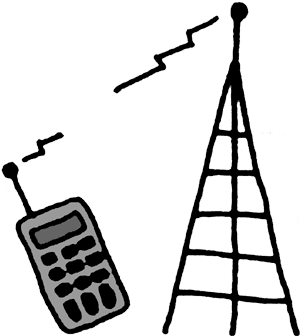 Cell Phone Tower Clip Art Images Pictures Becuo