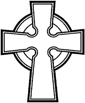 Celtic Cross Clip Art-celtic cross clip art-2