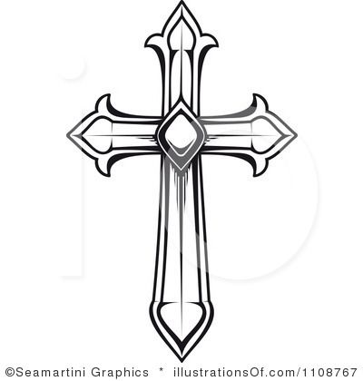celtic cross clip art free | Cross Clipart #1108767 by Seamartini Graphics Media | Royalty