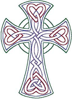 Celtic Cross Tattoos, .-Celtic Cross Tattoos, .-13