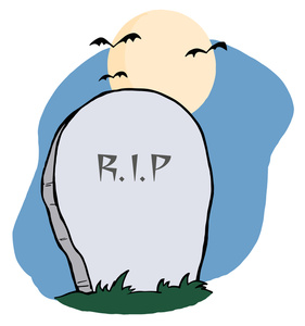 cemetery clipart-cemetery clipart-5
