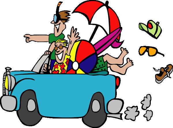 Centaur Road Trip Car Free Images At Clker Com Vector Clip Art